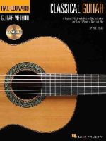 Henry, Paul,   GUI   GUI - The Hal Leonard Classical Guitar Method (Book and CD) - 9780634093296 - V9780634093296