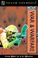 - War and Warfare (Teach Yourself Instant Reference) - 9780658012266 - KTJ0003523