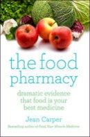 Jean Carper - Food Pharmacy - 9780671037369 - V9780671037369