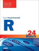 Nicholls, Andy; Pugh, Richard; Gott, Aimee - R in 24 Hours, Sams Teach Yourself - 9780672338489 - V9780672338489
