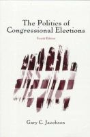 G.C. Jacobson - The Politics of Congressional Elections - 9780673996374 - KEX0129307