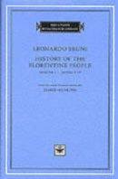 Bruni, Leonardo - History of the Florentine People - 9780674005068 - V9780674005068