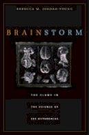 Jordan-Young, Rebecca M. - Brain Storm - 9780674063518 - V9780674063518