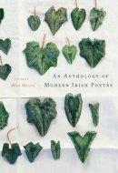 Davis, Wes - An Anthology of Modern Irish Poetry - 9780674072220 - V9780674072220