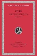 Ovid - Metamorphoses - 9780674990463 - V9780674990463