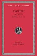 Tacitus - Annals - 9780674993457 - V9780674993457
