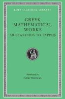 Greek Math Work - Greek Mathematical Works - 9780674993990 - V9780674993990