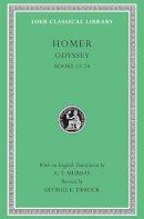 Homer - Odyssey - 9780674995628 - V9780674995628