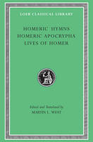 Homer - Homeric Hymns - 9780674996069 - V9780674996069