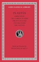 Plautus, Titus Maccius - Amphitryon - 9780674996533 - V9780674996533