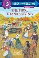 Hayward, Linda - Step into Reading First Thanksgving - 9780679802181 - KEX0253336