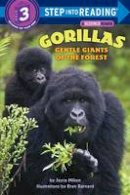 Joyce Milton - Gorillas: Gentle Giants of the Forest (Step-Into-Reading, Step 3) - 9780679872849 - V9780679872849