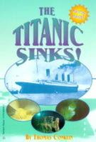 Conklin, Thomas - Titanic Sinks! (Stepping Stone,  paper) - 9780679886068 - V9780679886068