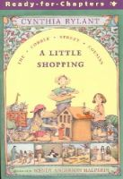Rylant, Cynthia - A Little Shopping (Cobble Street Cousins) - 9780689817090 - KEX0253571