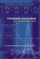 Stein, Elias M.; Shakarchi, Rami - Fourier Analysis - 9780691113845 - V9780691113845