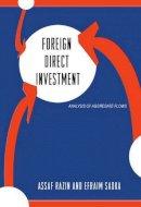 Razin, Assaf; Sadka, Efraim - Foreign Direct Investment - 9780691127064 - V9780691127064