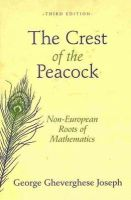Joseph, George Gheverghese - The Crest of the Peacock - 9780691135267 - V9780691135267