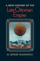 Hanioglu, M. Sükrü - A Brief History of the Late Ottoman Empire - 9780691146171 - V9780691146171