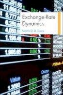 Evans, Martin D. D. - Exchange-Rate Dynamics - 9780691150895 - V9780691150895