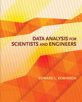 Robinson, Edward L. - Data Analysis for Scientists and Engineers - 9780691169927 - V9780691169927