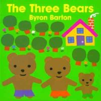 Barton, Byron - The Three Bears - 9780694009985 - V9780694009985