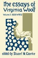 Woolf, Virginia - The Essays of Virginia Woolf - 9780701206703 - V9780701206703