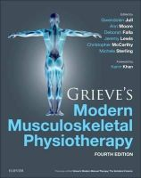 - Grieve's Modern Musculoskeletal Physiotherapy, 4e - 9780702051524 - V9780702051524