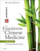 Maciocia CAc(Nanjing), Giovanni - The Foundations of Chinese Medicine: A Comprehensive Text, 3e - 9780702052163 - V9780702052163