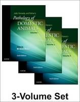 Maxie DVM  PhD  DipACVP, Grant - Jubb, Kennedy & Palmer's Pathology of Domestic Animals: 3-Volume Set, 6e - 9780702053221 - V9780702053221