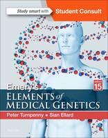 Turnpenny BSc  MB  ChB  FRCP  FRCPCH, Peter D, Ellard BSc  PhD  MRCPath, Sian - Emery's Elements of Medical Genetics, 15e - 9780702066856 - V9780702066856