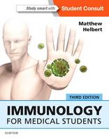 Helbert FRCP  FRCPath  PhD, Matthew - Immunology for Medical Students, 3e - 9780702068010 - V9780702068010