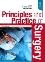 - Principles and Practice of Surgery, 7e - 9780702068591 - V9780702068591