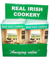 Caherty, Mary - Real Irish Cookery: Pack of 20 with Display Case - 9780709073253 - V9780709073253
