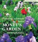 Russell, Vivian - Planting Schemes from Monet's Garden - 9780711217874 - V9780711217874