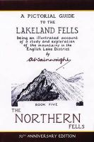 Wainwright, A. - Wainwright Pictoral Guides, Book 5: Northern Fells, 50th Anniversary Edition (Pictorial Guides to the Lakeland Fells) - 9780711224582 - V9780711224582