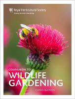 Baines, Chris - RHS Companion to Wildlife Gardening - 9780711237919 - V9780711237919