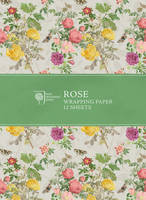 Royal Horticultural Society - RHS Rose Wrapping Paper - 9780711238473 - V9780711238473
