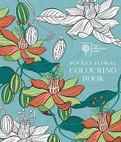 RHS - RHS Pocket Floral Colouring Book - 9780711238688 - KRS0029149