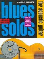 Norris, Johnny; Norris, Johhny - Blues Solos for Acoustic Guitar - 9780711927896 - V9780711927896