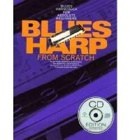 Kinsella, Mick - Blues Harp From Scratch (Learn to Play (Music Sales)) - 9780711947061 - V9780711947061
