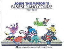 Thompson, John - John Thompson Easiest Piano Course - 9780711956933 - V9780711956933