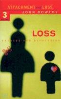 John Bowlby - Loss (Attachment and Loss Volume 3) - 9780712666268 - V9780712666268
