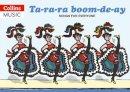 Gadsby, David, Harrop, Beatrice - Ta-Ra-Ra Boom-De-Ay: 55 Songs for Everyone (A&C Black Songbook) - 9780713617894 - V9780713617894