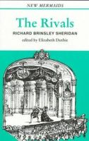 Sheridan, Richard Brinsley - The Rivals (New Mermaids) - 9780713631517 - KEX0188012