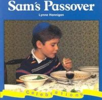 Hannigan, Lynne - Sam's Passover (Celebrations) - 9780713640847 - KEX0223249