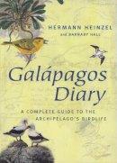 Heinzel, Hermann - Galapagos Diary - 9780713654349 - V9780713654349
