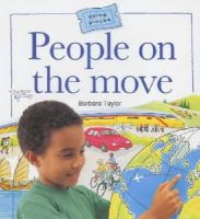 Taylor, Barbara - People on the Move (Going Places) - 9780713659429 - V9780713659429