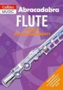 Pollock, Malcolm - Abracadabra Flute Piano Accompaniments - 9780713666243 - V9780713666243