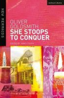 Oliver Goldsmith - She Stoops to Conquer (New Mermaids) - 9780713667943 - V9780713667943