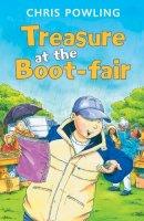 Powling, Chris - Year 3: Treasure at the Boot-Fair (White Wolves) - 9780713668391 - V9780713668391